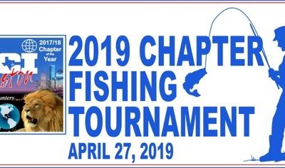 2019 Chapter FishingTournament
